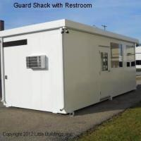 Buy cheap GUARD HOUSE RESTROOM 9'-6x22' from wholesalers