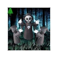 Buy cheap The Halloween inflatable skeleton doll from wholesalers