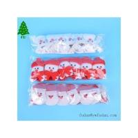 Buy cheap The Christmas Halloween flash brooch decorated the old man's snowman's bell brooch from wholesalers