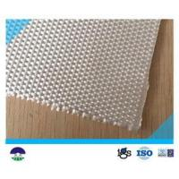 Buy cheap PET Polyester Multifilament Woven Geotextile with high strength from wholesalers