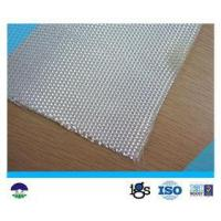Buy cheap PET White Multifilament Woven Geotextile for railway construction 140G from wholesalers