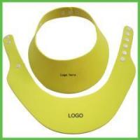 Buy cheap Fans Items Customized Adjustable EVA foam Visor Cap from wholesalers