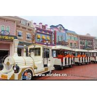 Trackless tourist train for sale