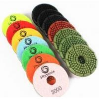 Buy cheap FLWP 3.5-3083 - 3.5 inch Stone Floor Polishing Pads from wholesalers