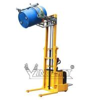 Buy cheap Full Electric Drum Handling Equipment YL600A from wholesalers