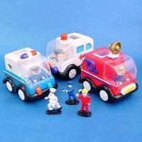 Buy cheap Fire Engine/Police Van/ Ambulance from wholesalers