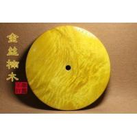 Buy cheap Gold silk Nanmu security deduction hand processing technology Decoration home wood crafts from wholesalers