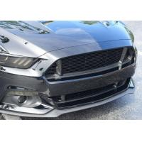 Buy cheap 2015-2017 - 6PC Upper / Lower Billet Grille kit - BLACK (GT ONLY) (3pc Upper & 3pc Lower) from wholesalers