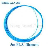 Buy cheap 1.75mm Sky Blue PLA Filament For Makerbot Mendel Printrbot Reprap 3D Printer from wholesalers