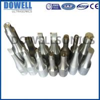 ultrasonic horn and mould