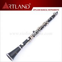 Buy cheap Wind Instruments Professional Bb Ebonite Pipe Alto Clarinet (ACL5506) from wholesalers
