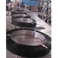 Buy cheap black-painted-steel-strapping from wholesalers