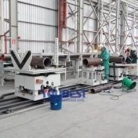 Buy cheap U-Type Positioner Automated Pipeline Welding System 2-14 from wholesalers