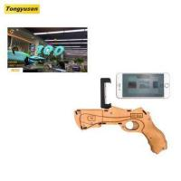 Buy cheap New Smart Product Bluetooth AR Toy Gun 3D PC Gaming Controller Gamepad For android phone from wholesalers
