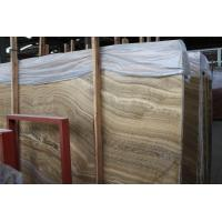 Buy cheap Wooden Yellow Onyx Marble from wholesalers