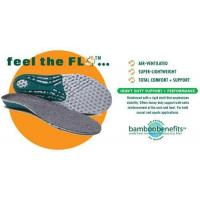 Buy cheap FOOT THERAPY CIRCUFLO Odor Absorbing IMPACT Support Insoles from wholesalers