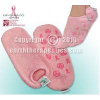 Buy cheap FOOT THERAPY Intensive ALL-OVER Moisture Gel Booties - PINK from wholesalers