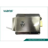 Buy cheap VI - 600A Electric High Security Rim Lock with Rolling Latch , Opening Left or Opening Right from wholesalers