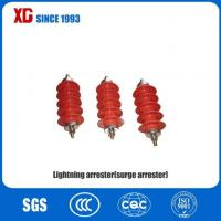 Buy cheap TBP Series 3 Phase HV Combined Voltage Lightning Surge Arrester/ over voltage protector from wholesalers