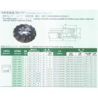 Buy cheap Indexable face milling cutter Kr75 from wholesalers