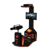 Buy cheap NINED Gatling VR 9D Real Virtual Shooting Games Simulator for Sale from wholesalers