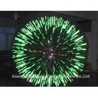 Buy cheap nflatable Zorbing Game: Glow Lighted Shining Zorb Ball Toy (CY-M1861) from wholesalers