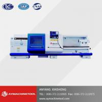 Buy cheap 460MM Oil&gas Country Pipe Thread Cutting CNC Lathe Machine with Double Chuck from wholesalers