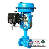 Buy cheap CONTROL VALVES LPH113 Control Valve Lined with Fluorine from wholesalers