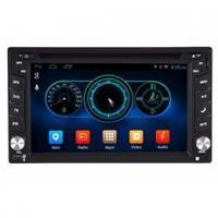 Buy cheap 8 Capacitive touch screen 2din car dvd player gps navi tape recorder for kia RIO K2 support from wholesalers
