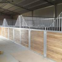 Buy cheap Prefab Metal Horse Barns Horse Stables Buildings Sheds Designs from wholesalers