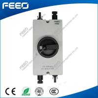 safety dc electrical isolator switches, isolating switch
