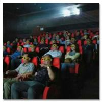 Buy cheap Imax XD 4D Cinema Kuwait 4DX Cinema Movie Theater from wholesalers