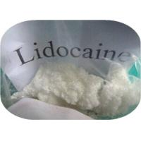Buy cheap Lidocaine Xylocaine Local Anesthesia Drugs CAS 137-58-6 For Ventricular Arrhythmias from wholesalers