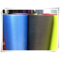 Buy cheap Dark Blue Car Glitter Wrap Vinyl With Air Free Bubbles product
