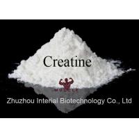 Buy cheap Micronized Creatine Monohydrate Powder Bodybuilding Prohormone Supplements from wholesalers
