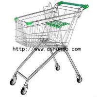 Buy cheap RH-SE060 Hot Sale 60L Metal Shopping Trolley from wholesalers