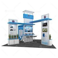 Buy cheap 20ft Portable Booth Displays from wholesalers