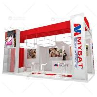 Buy cheap 10x20 Rused Custom Exhibition Booth Contractor from wholesalers