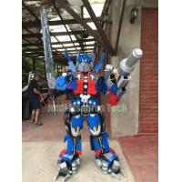 Buy cheap Halloween event entertainment with robot suit from wholesalers