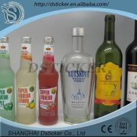 Buy cheap Food & Drink label Custom self adhesive drink label for beer FD(77) from wholesalers
