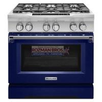 Buy cheap Kitchen KDRS467VBU (Ranges - Freestanding Dual-Fuel) from wholesalers