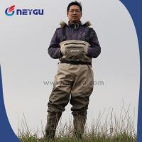 Buy cheap waterproof Chest wader for fly fishing from wholesalers