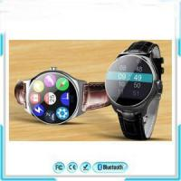 Buy cheap Smartwatch Phone with Bluetooth Camera SIM TF Card Slot Compatible Android For phones unlocked product