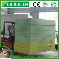 Buy cheap High R Value B2 Grade 1200 X 600 X 50mm Ship-lap Extruded Polystyrene Board for Roof Insulation from wholesalers