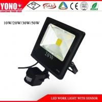 Buy cheap LED Outdoor Security Flood Lights with Motion Sensor LED Spotlights from wholesalers