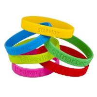 Buy cheap Crafts and Gifts Personalised Wristbands from wholesalers