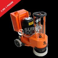 Buy cheap Floor Polisher Orange 3HP/5HP With Tank from wholesalers