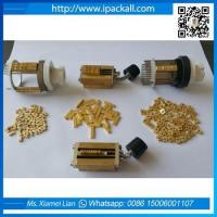Buy cheap brass copper character for expiry date coding machine hot stamp coder from wholesalers