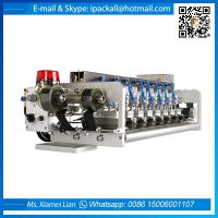 Buy cheap NY-806A Multihead Hot Stamping Ribbon Coder for automatic jelly yogurt cup filling sealing machine from wholesalers