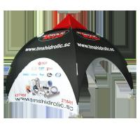 Buy cheap Advertising Custom Printed Canopy Tents, Beach Pop Up Tents For Sporting Events from wholesalers